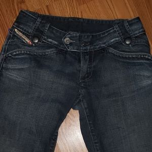 Diesel button Jean's